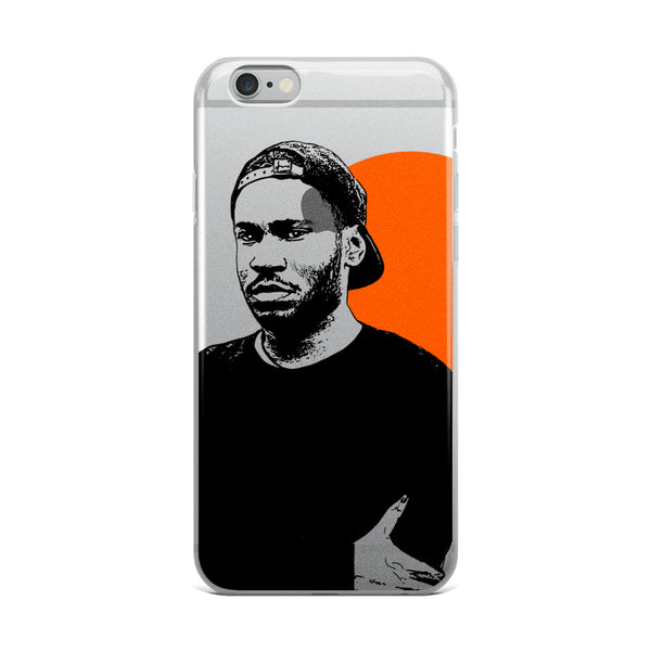 Kaytranada Apple IPhone Case  // Babes & Gents // www.babesngents.com