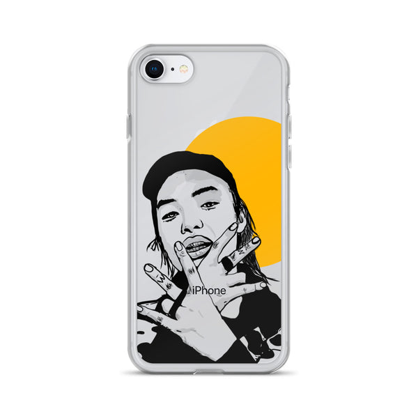 Keith Ape Apple IPhone Case  // Babes & Gents // www.babesngents.com
