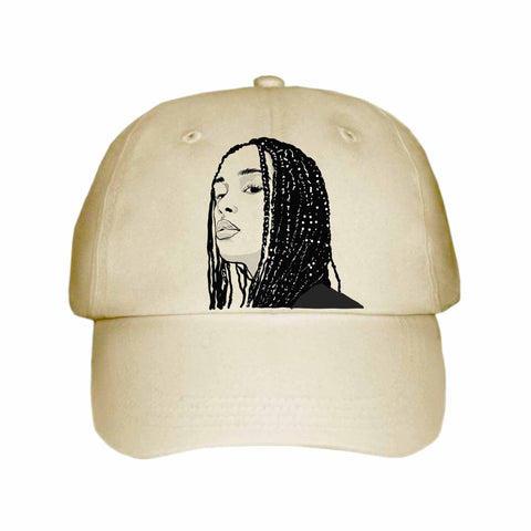 Jorja Smith Khaki Hat/Cap