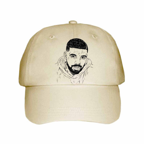 Drake 6 god Khaki Hat/Cap