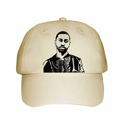 Big Sean 2 Khaki Hat/Cap