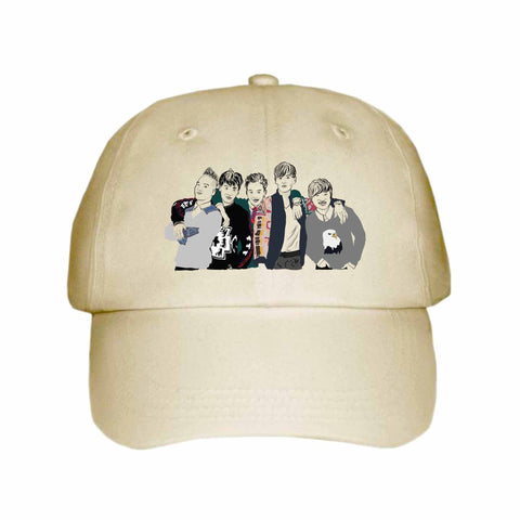 Big Bang Khaki Hat/Cap