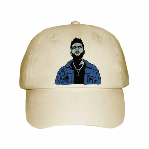 The Weeknd Khaki Hat/Cap