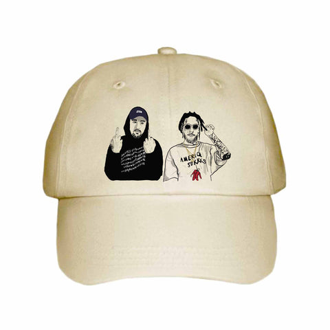 $uicideboy$ Suicide Boys Khaki Hat/Cap