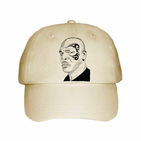 Mike Tyson Khaki Hat/Cap