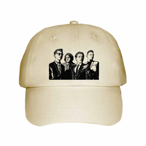 Arctic Monkeys Khaki Hat/Cap