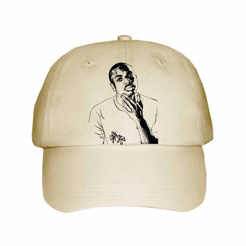 Vince Staples Khaki Hat/Cap
