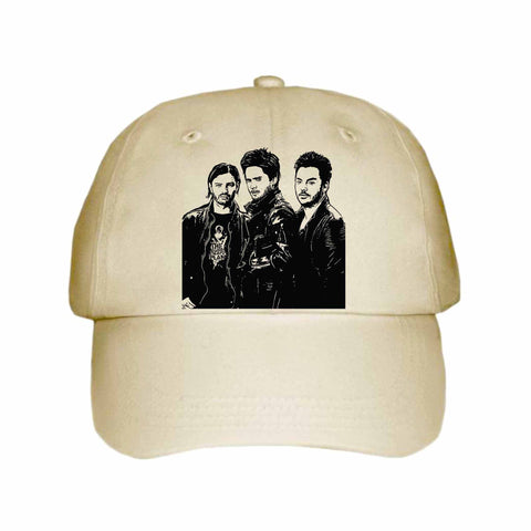 30 seconds to mars Khaki Hat/Cap