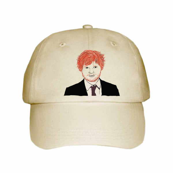 Ed Sheeran Khaki Hat/Cap