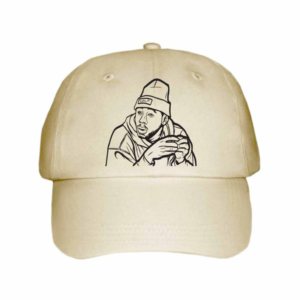 Tyler The Creator Golf Khaki Hat/Cap