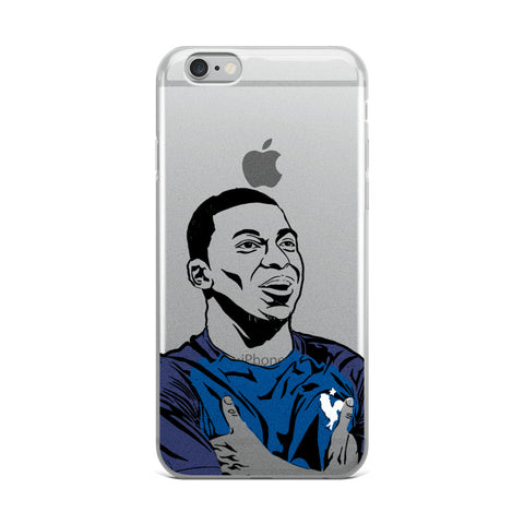 Kylian Mbappé Apple IPhone Case