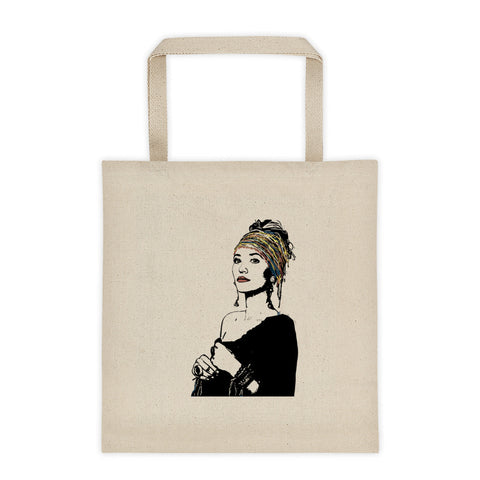 Lauren Daigle Canvas Tote Bag