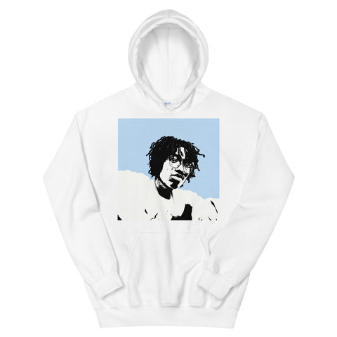 Lil Tecca White Hoodie Sweater (Unisex)