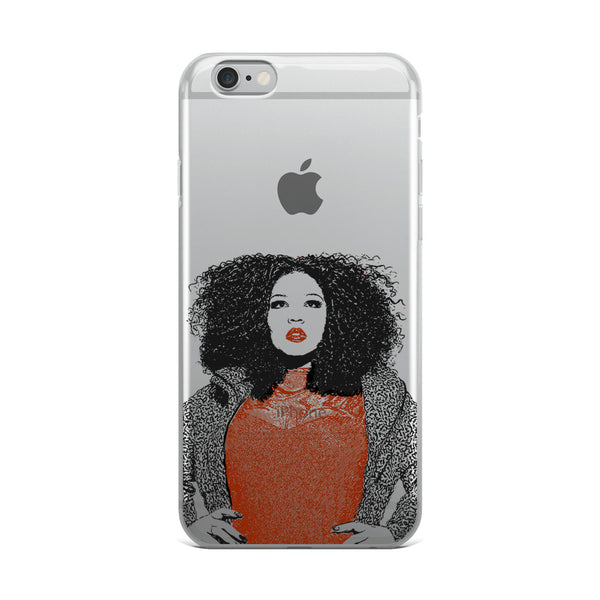 Lizzo iPhone Phone Case  // Babes & Gents // www.babesngents.com
