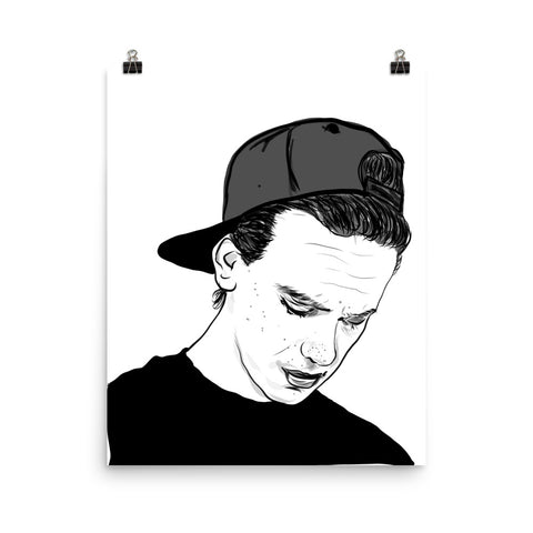 Logic Art Poster (8x10 to 24x36)