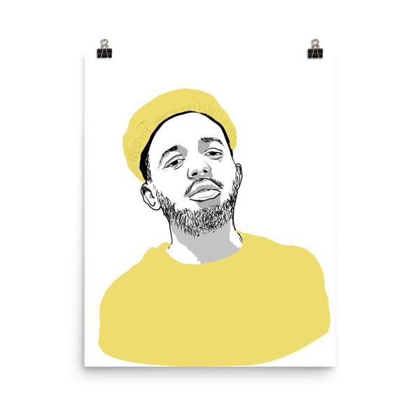 MadeinTYO Art Poster (6 sizes) // Babes & Gents // www.babesngents.com
