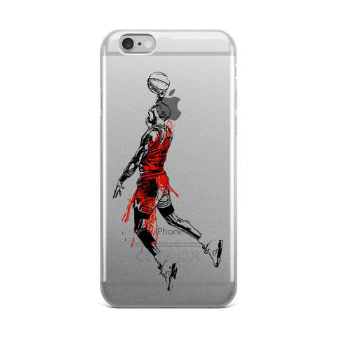 Michael Jordan Apple IPhone Case