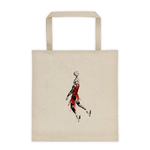 Michael Jordan Canvas Tote Bag