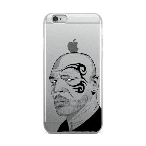 Mike Tyson Apple IPhone Case