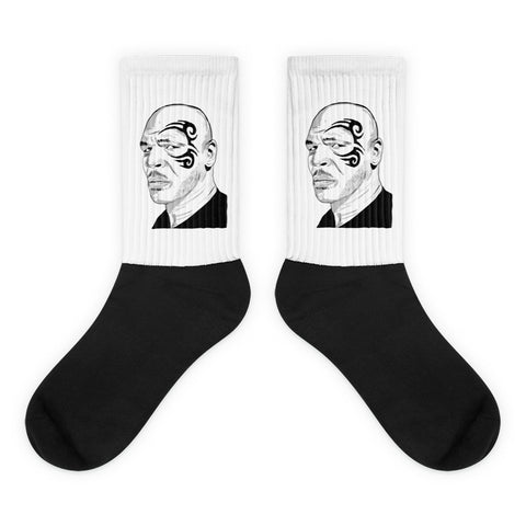 Mike Tyson Socks (Unisex)