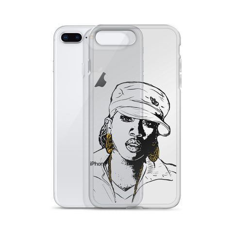 Missy Elliott iPhone Phone Case