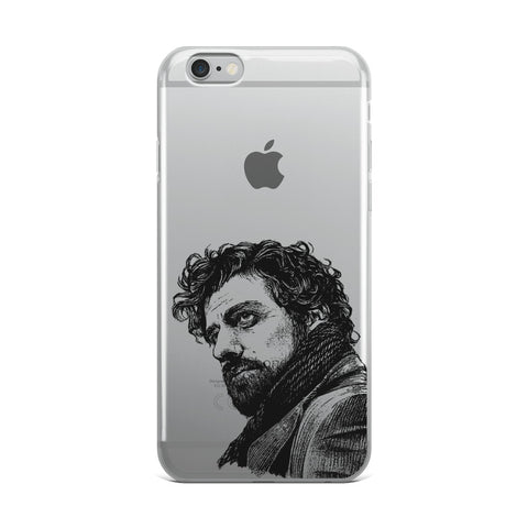 Oscar Isaac iPhone Phone Case