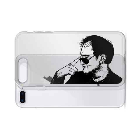 Quentin Tarantino iPhone Phone Case