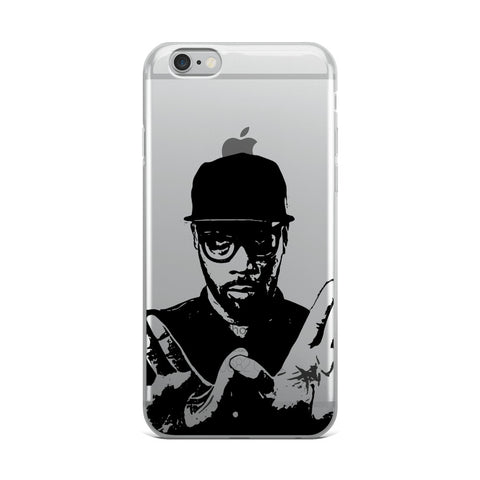 RZA iPhone Phone Case