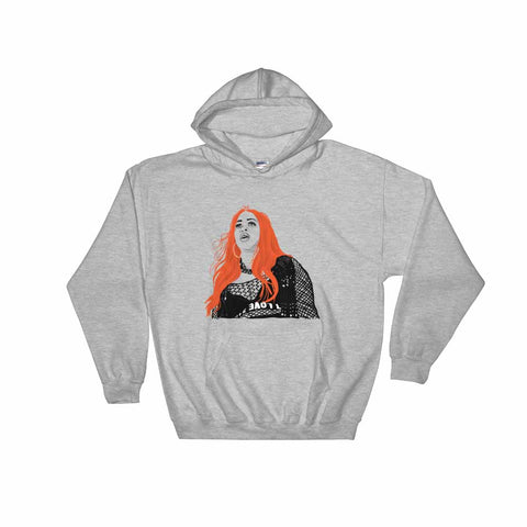 Remy Ma Grey Hoodie Sweater (Unisex)