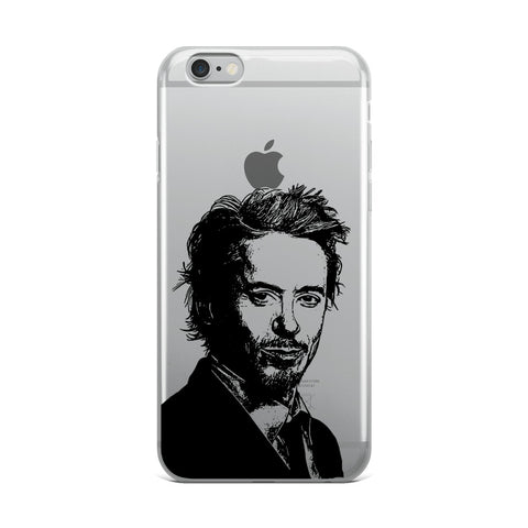 Robert Downey, Jr. Robert Downey Jr iPhone Phone Case
