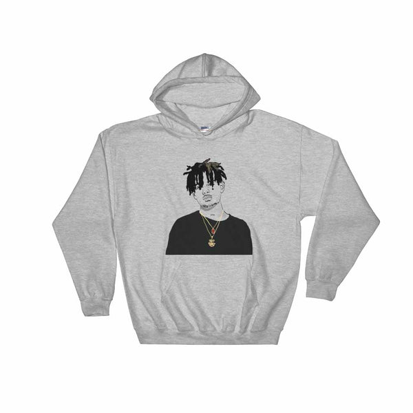 Smokepurpp Grey Hoodie Sweater (Unisex) , Babes & Gents, Ottawa