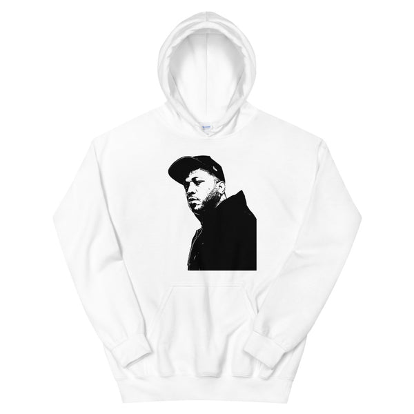 Styles P White Hoodie Sweater (Unisex), Babes & Gents