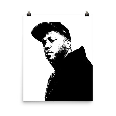 Styles P Art Poster (8x10 to 24x36)