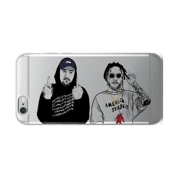 $uicideboy$ Suicide Boys Apple IPhone Case  // Babes & Gents // www.babesngents.com