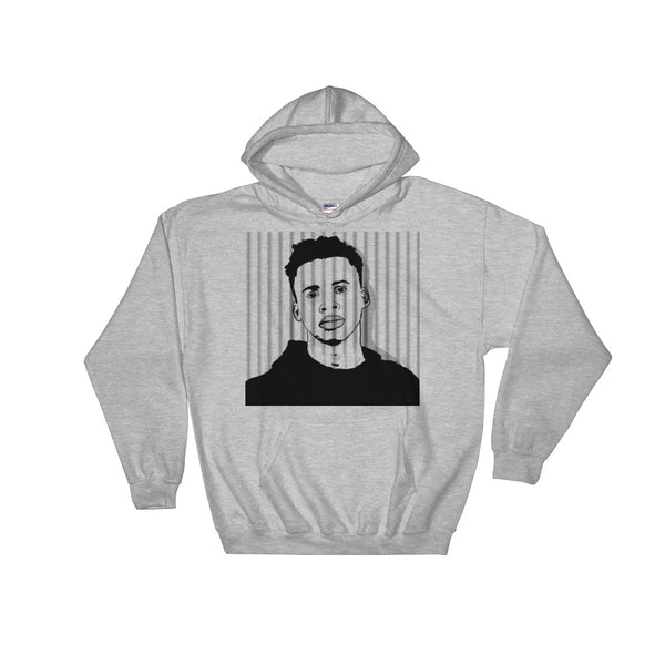 Tay-k Grey Hoodie Sweater (Unisex), Babes & Gents, Ottawa