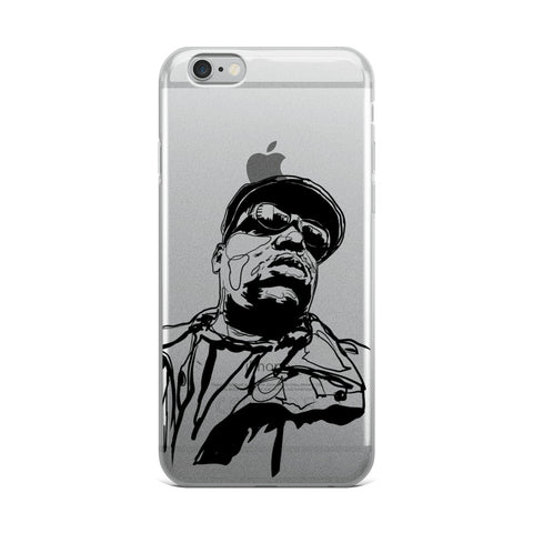 The Notorious B.I.G. Biggie smalls 3 Apple IPhone Case