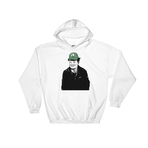 Ugly God White Hoodie Sweater (Unisex)