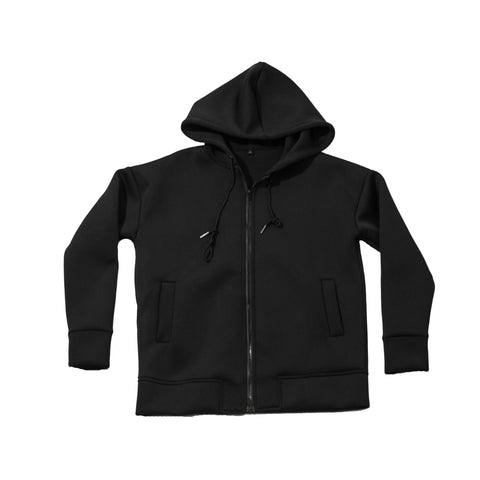 Neoprene hooded slim jacket (unisex)