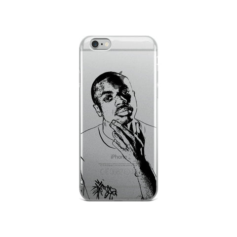Vince Staples Apple IPhone Case