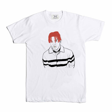Lil Yachty White Tee (Unisex)