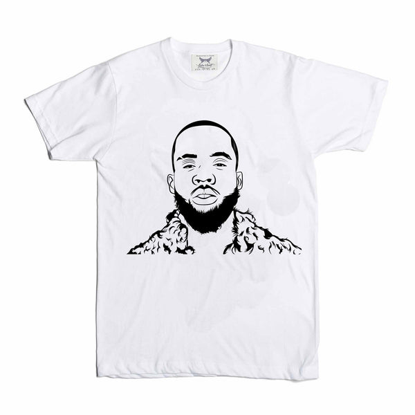 Tory Lanez I Told You Say White Tee (Unisex) // T-shirt // Babes & Gents // www.babesngents.com