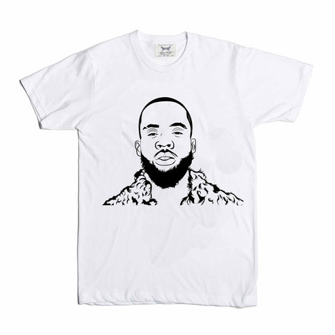 Tory Lanez I Told You Say White Tee (Unisex)