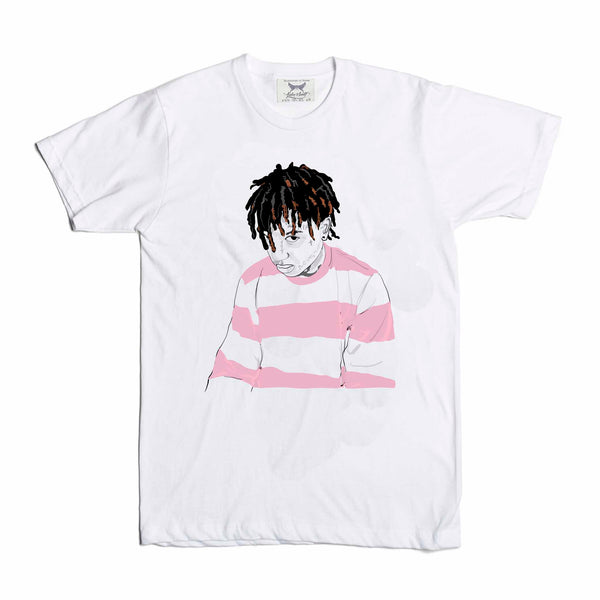 Ski Mask The Slump God White Tee (Unisex) // T-shirt // Babes & Gents // www.babesngents.com