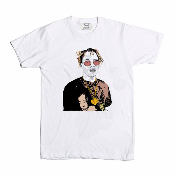 Rich the Kid White Tee (Unisex) // T-shirt // Babes & Gents // www.babesngents.com