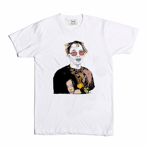 Rich the Kid White Tee (Unisex)