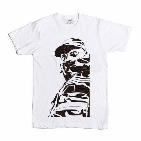 Skepta White Tee // Grime shutdown topboy thats not me Konnichiwa London