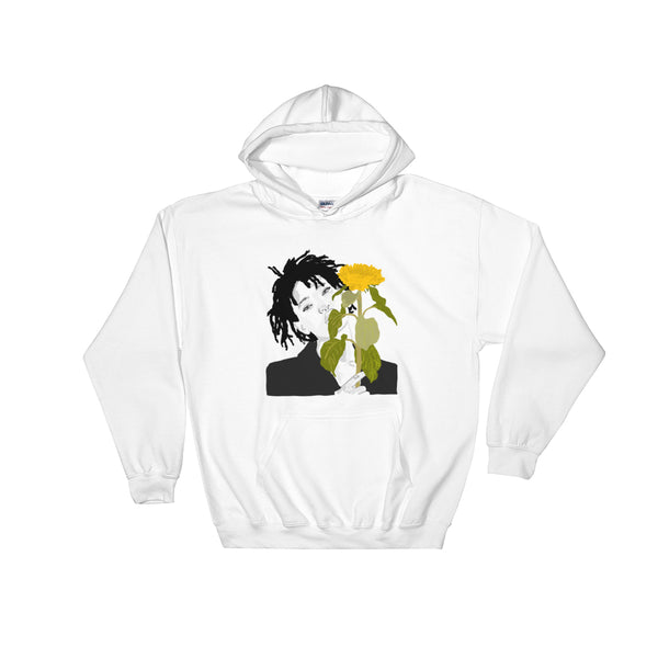 Willow Smith White Hoodie Sweater (Unisex)