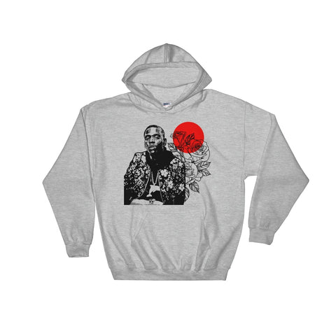Young Dolph Grey Hoodie Sweater (Unisex)