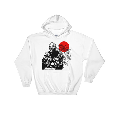Young Dolph White Hoodie Sweater (Unisex)