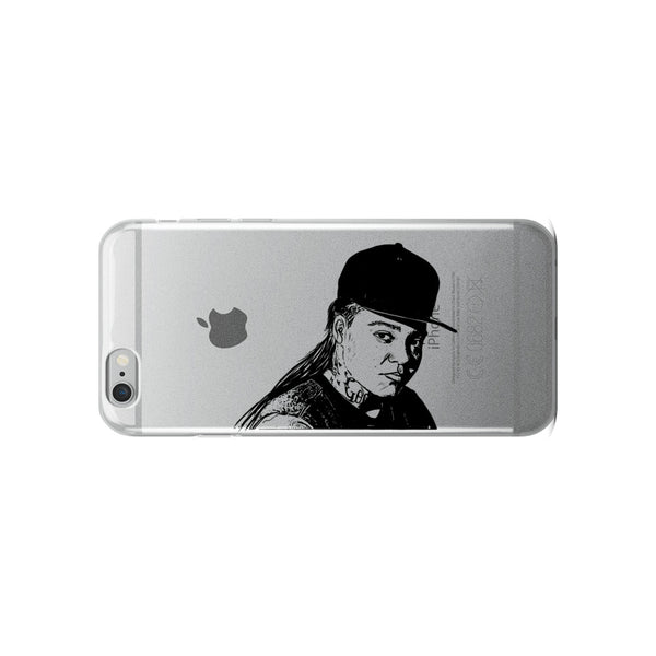 Young M.A. Apple IPhone Case  // Babes & Gents // www.babesngents.com